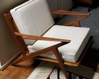 Poul Jensen for Selig Z chair $1,500