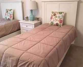 twin beds $225.00 each