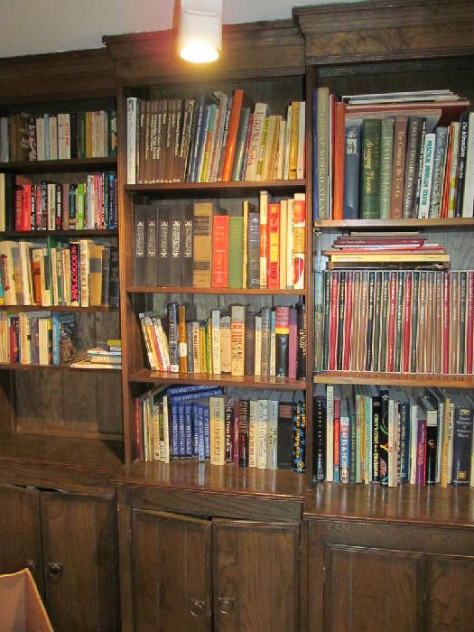 Large Selection of Books