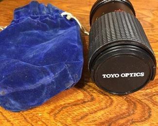 Toyo camera lens
