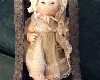 Vintage Madame Alexander Doll 1965