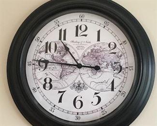 Sterling & Noble wall clock No.9