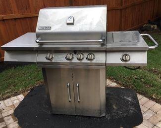 Jenn-Air gas grill