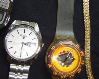 Swatch Watch,