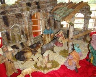 Dept 56 Nativity