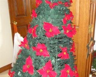 Hanging Christmas Tree, As Scene on TV