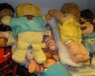 Cabbage Dolls,