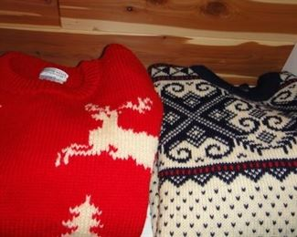 One of a Kind, wool sweaters