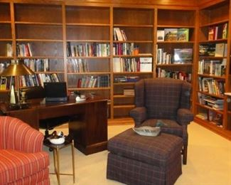 Library, Lots of books ,