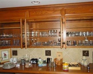 Bar Ware, Stemware,