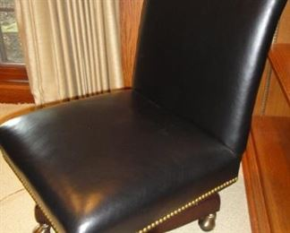 Hancock and Moore, Leather office chair