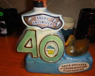 Jim Beam, 40th Anniversary  bottle