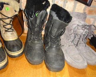 Sorel Boots, UGG Boots, Kaufman / Sorel Boots