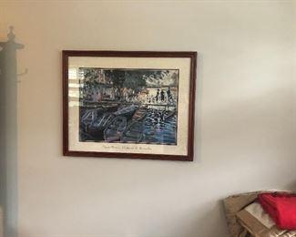 French artwork