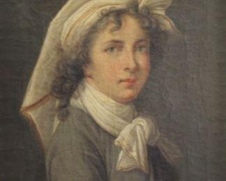 After Marie EL Vigee Le Brun France