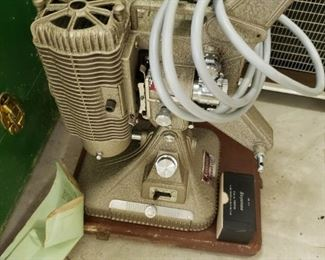 2 old Keystone Movie Projectors. Mint Condition