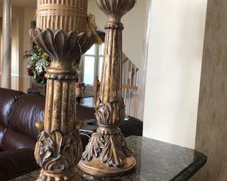 Large Candlesticks
