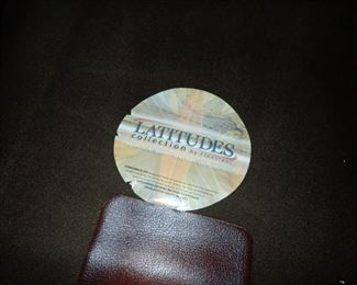 LATITUDES LEATHER CHAIRS