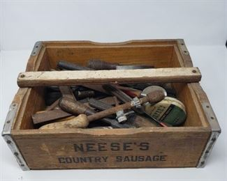 Neeses Sausage Box