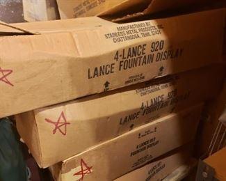 Lance Jar Racks