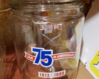 75th Lance Jar