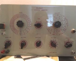TV Alignment Generator by Heathkit
