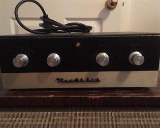 Heathkit receiver