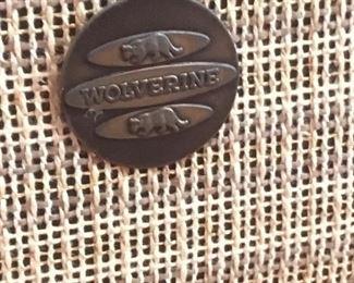 Wolverine speaker logo