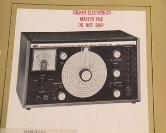 Manual for RF signal generator