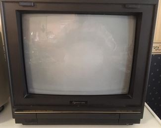 "Portable 13"" television, Model Signature 2000 by Montgomery Ward"