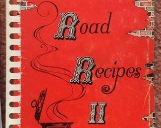 One of several Louisana cookbooks