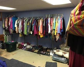Women's clothing various sizes