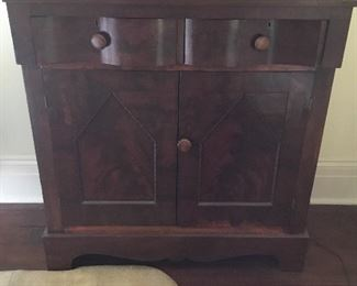Antique chest attributed to Thomas Day.
