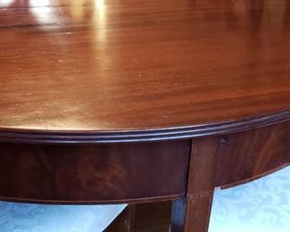 Antique Honduran Mahogany