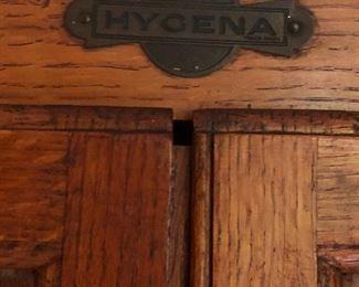 Hygena Hoosier cabinet