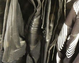 LEATHER MOTOCYCLE CHAPS