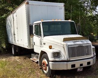Non CDL Freightliner FL 60 Truck. Runs Great!!
