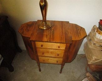 nice sewing chest