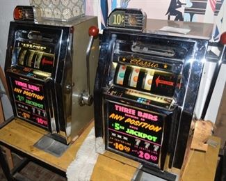 Vintage Slot Machines, Slot Machine