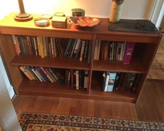 Danish modern bookshelves $200 (Dania collection)