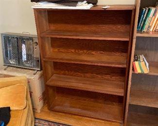 Scandinavian bookshelves