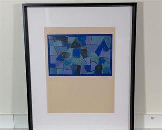 Paul Klee litho.