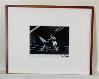 Art  Shay, Louiseville, 1961.