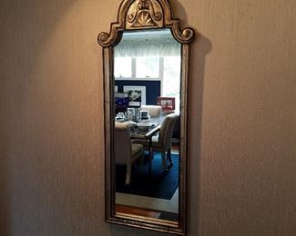 Mirror in gilt frame