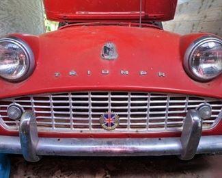 Triumph convertible
