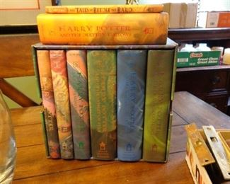 For all you Muggles - the Harry Potter boxed set!
