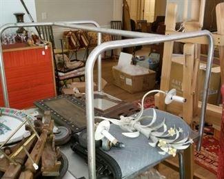 Metal Cart from World Trade Center.