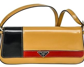 28. Womens PRADA Clutch PurseBag