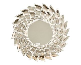 33. Decorative Sunburst Mirror