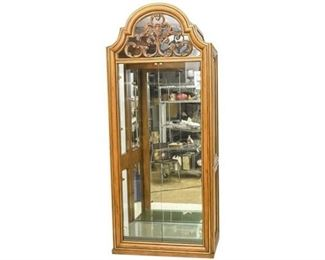 103. Neoclassical Style Display Cabinet